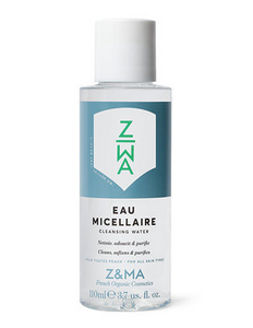 Cleansing Water/Eau Micellaire Z&MA 110ml