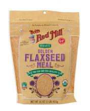 Load image into Gallery viewer, Bob's Red Mill Organic Golden Flaxseed Meal