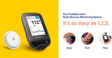 Load image into Gallery viewer, Abbott Freestyle Libre Reader
