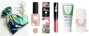 Gift Bag - Day Cream, Deo Girl, Lipstick 601, Nail Lacquer 102