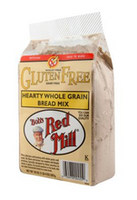 Load image into Gallery viewer, Bob's Red Mill Gluten Free Hearty Whole Grain Bread Mix 566g