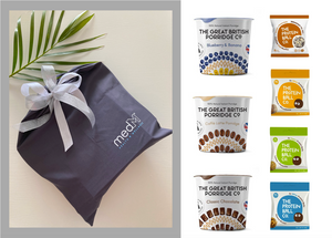 Gift Bag - The ideal healthy snacks
