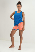 Load image into Gallery viewer, Pur'Nam Blue Lagoon Tank top - Women Regular price