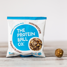 Load image into Gallery viewer, Peanut Butter Whey Protein Balls 45g - 6 Balls