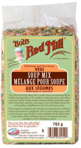 Bob's Red Mill Vegi Soup Mix 793g