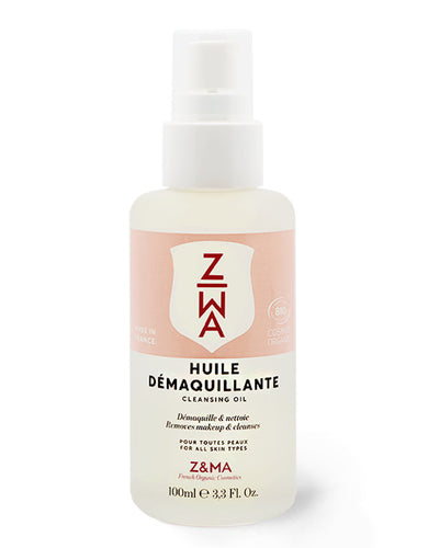 NEW!!! Cleansing Oil Z&MA 100ml Huile Demaquillante