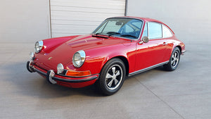 ON CONSIGNMENT: 1969 911S COUPE with COA