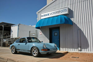 1973 911 To 911 RS RHD 3.6L Varioram Upgrade And G50 SBH Conversion
