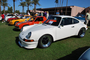 1973 911 T TO RSR RETRO CREATION 3.6L V-RAM G50 GEARBOX