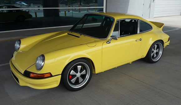 1980 911 SC TO 911 RS 3.8L Backdate Conversion