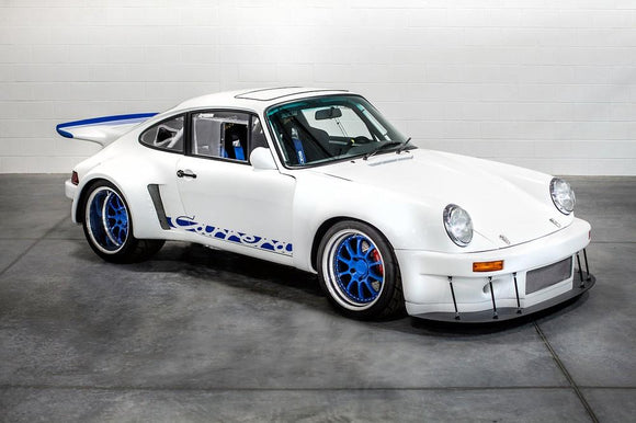 1991 Porsche 964 RSR Twin Turbo - G50