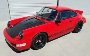 1992 Porsche 964 - 3.6L to 3.8L Conversion - ITB