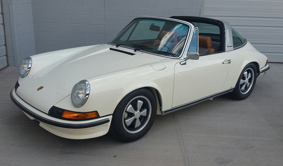 1973 911 S Grand Touring Targa