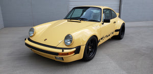1974 911 Carrera To 911 3.6L Twin Turbo RSR Conversion - G50-50 Transmission