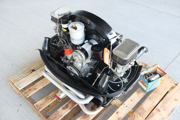 FOR SALE: 1959 Porsche 356A Engine