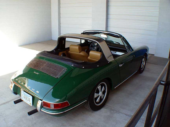 Porsche 912 to 911 SC 3.0L 915 Conversion