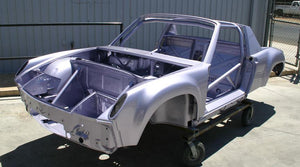 914-6 GT RESTORATION - RACE CAR | 2.0L | 901