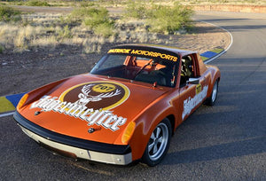 Vintage Race Car Build - #707 914/6 GT Jagermeister Tribute