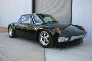 "914/6 - ""Black Beauty"" - 3.6L DME - 915 TRANSMISSION"