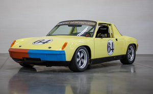 FOR SALE: 1970 914/6 GT Vintage Road Rally Racer