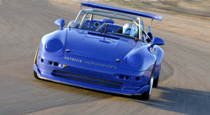 FOR SALE: 1995 993 RSR SPEEDSTER - 3.8L MOTEC ITB - 6 SPEED