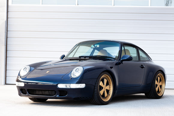 993 3.6 to 3.8 Hot Rod Build