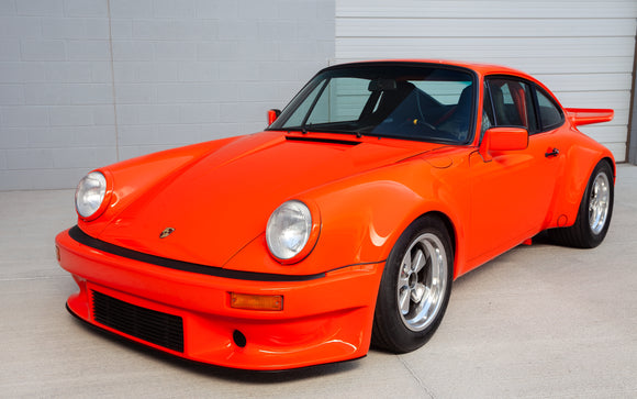 1979 930 to 1974 911 RSR IROC Street Racer - 3.8L DME Upgrade And Euro 915 Conversion