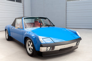 1971 914/6 Italian Model to 914/6 Big GT Spec - 3.6L DME Upgrade And 915 Conversion