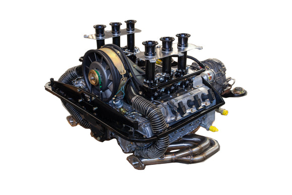 911 3.2L to 3.5L Signature Engine Upgrade Featuring AT Power Individual Throttle Bodies (ITB)
