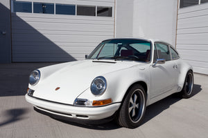 1984 911 Carrera to 911 ST Long Hood Conversion - 3.8L Euro RS Conversion - G50 SBH
