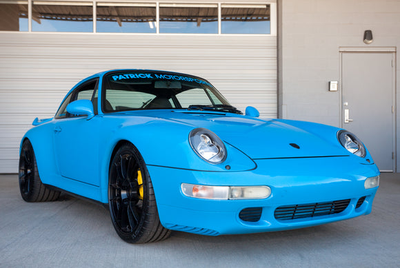 1996 993 Turbo To GT2 Style - 3.6L DME
