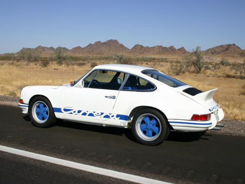 1972 911 RS - 3.6L DME / G50 SBH
