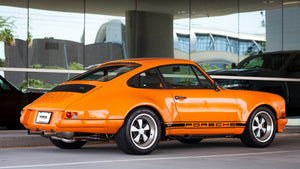 Bright Orange:  Backdated RSR 3.4L Build