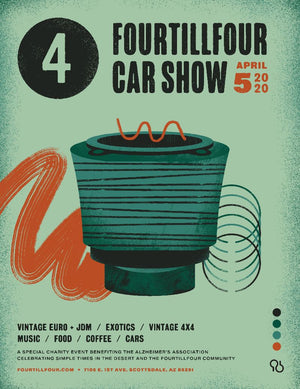 Fourtillfour Car Show, April 5th 2020