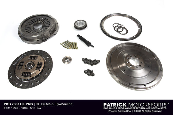 OE Clutch & Flywheel Packages