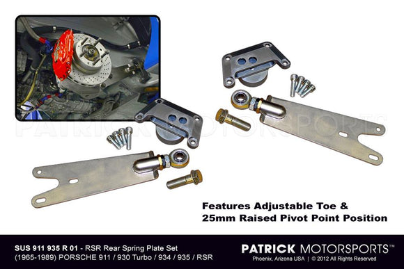 Porsche 911 914 930 964 993 986 996 Suspension Parts & Parts Kits