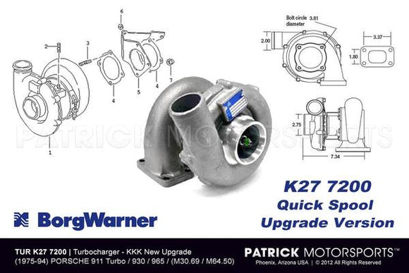 EXHAUST / TURBOCHARGER SYSTEM