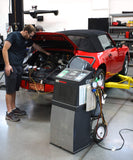 Patrick Motorsports USA Service Professional Classic Porsche 911 930 912 914 Electric Air Conditioning Installations