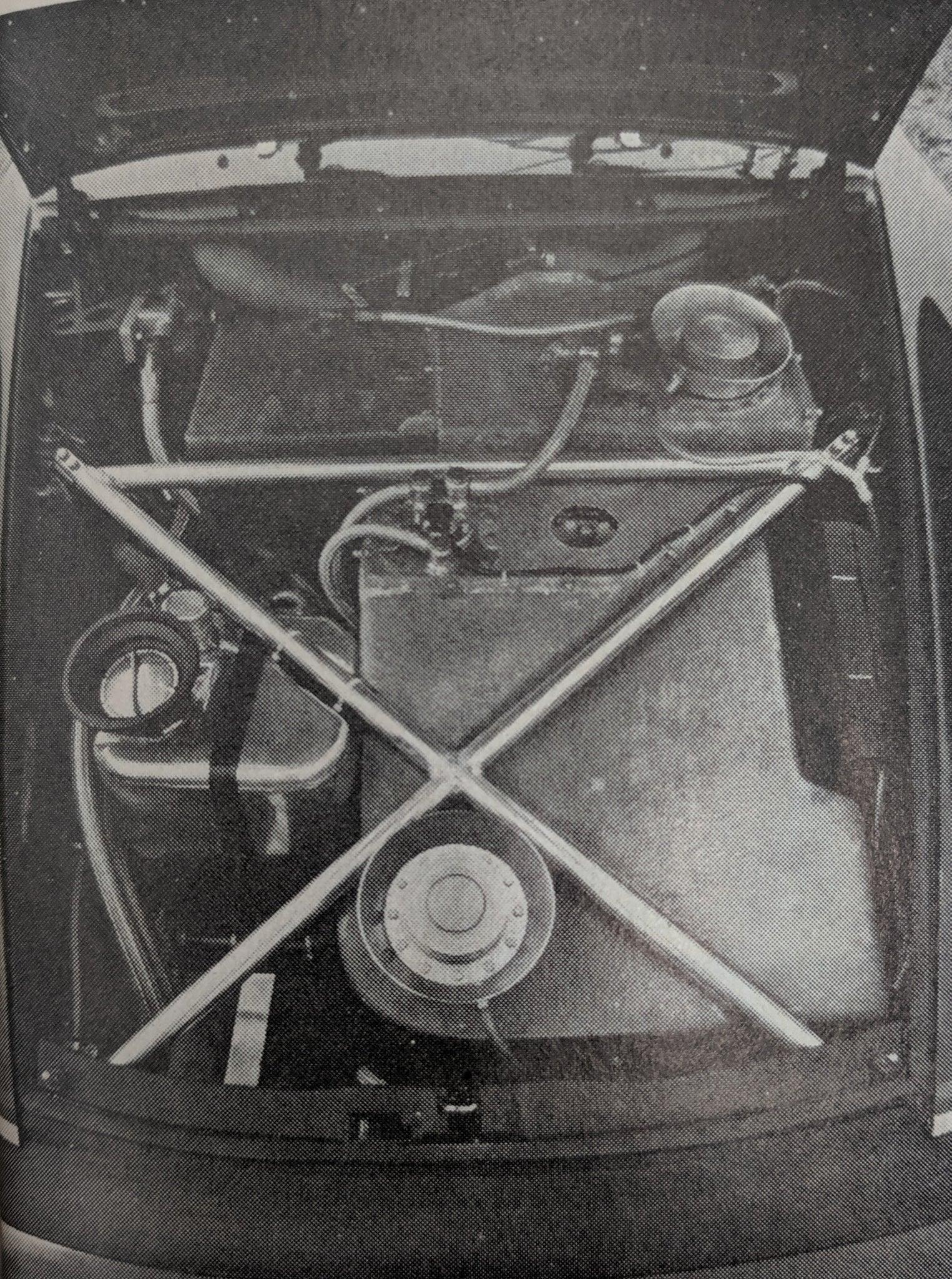934 road and track trunk