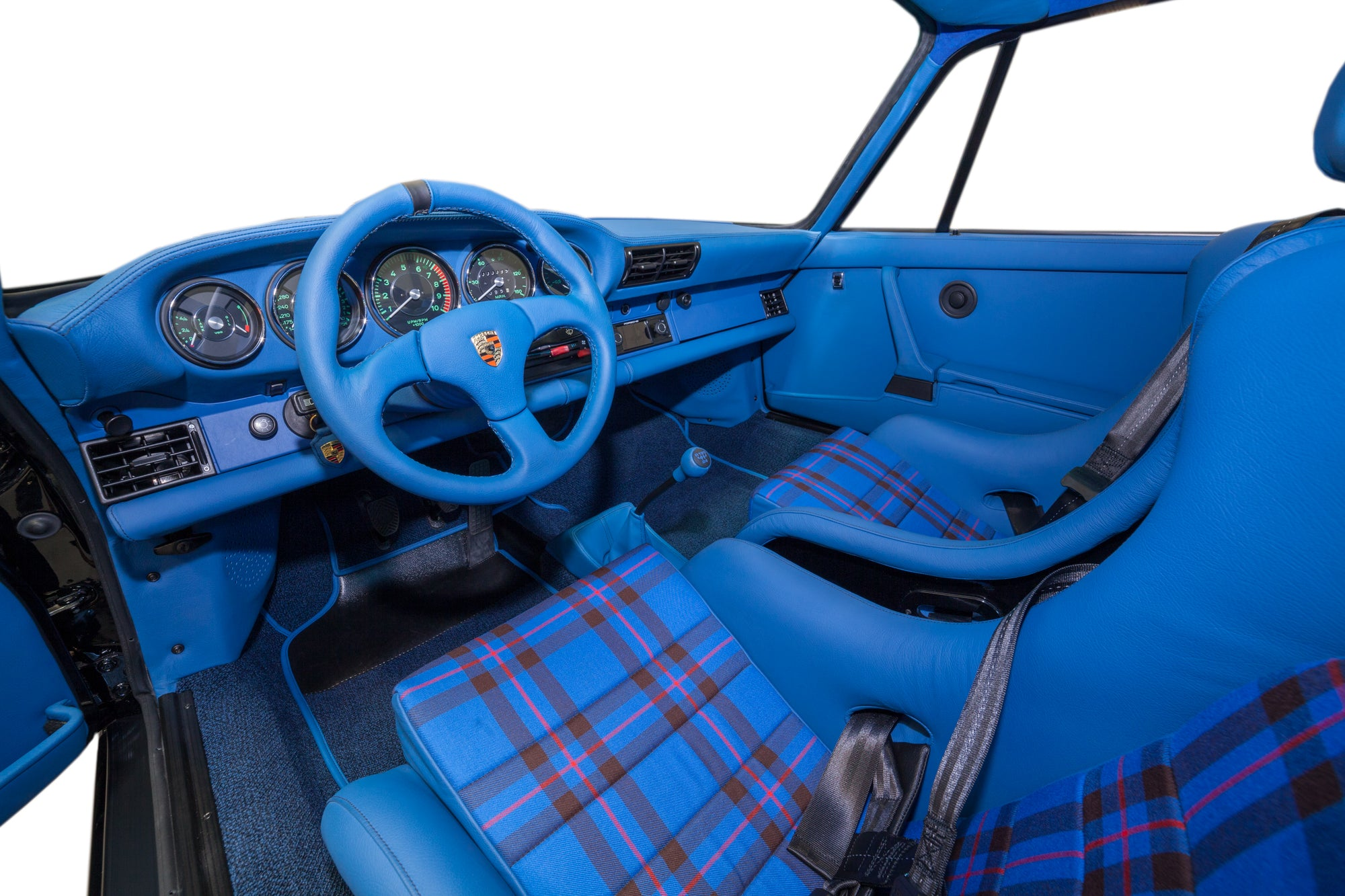 1986 Backdate rsr turbo interior