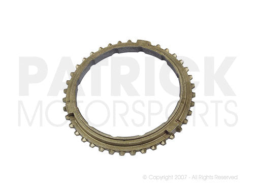 SYNCHRO RING (1ST-2ND GEAR) 964 CARRERA 2 EUROPEAN RS MOTORSPORTS STEEL- TRA950304311RS