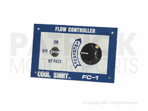 Cool Shirt Temperature Control Switch Kit ACC CS FC 1 / ACC CS FC 1 / ACC-CS-FC-1 / ACC.CS.FC.1 / ACCCSFC1