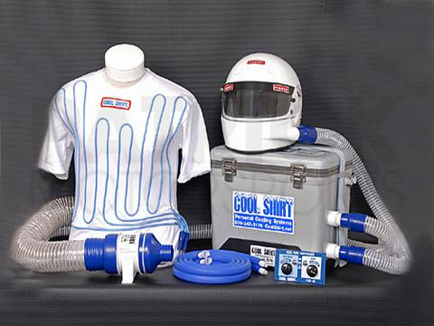 COOL SHIRT PRO AIR & WATER SYSTEM - 24 QUART- ACCCSPSAWH24