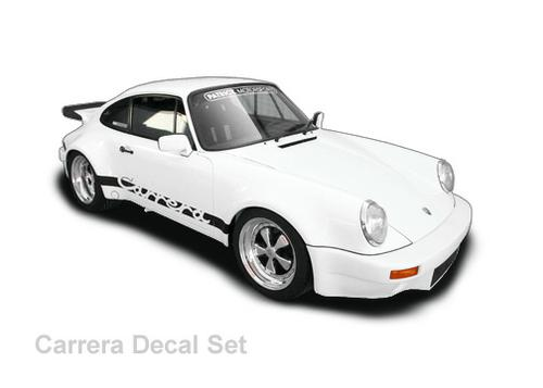 CARRERA DECAL STICKER SET- ACCDECALCARRERA