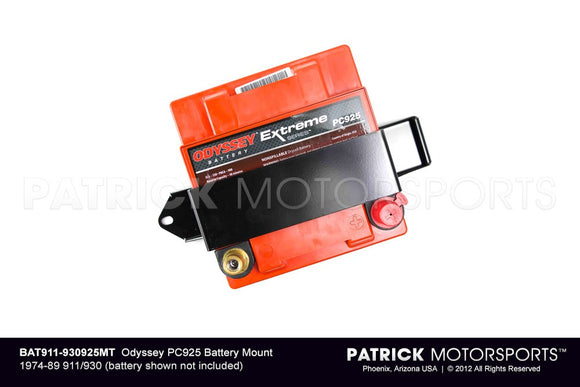 1974-1989 BATTERY MOUNT- BAT911930925MTPMP
