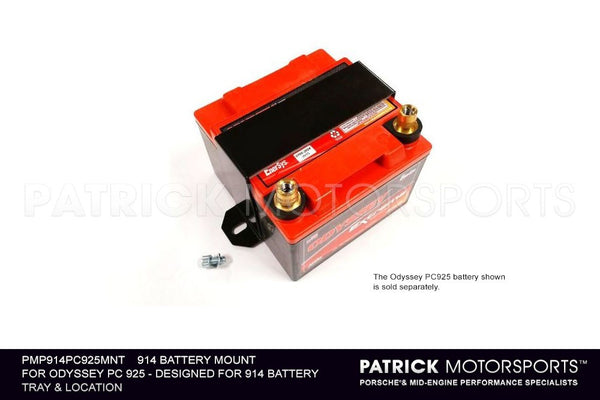 914 BATTERY MOUNT PC925- PMP914PC925MNT