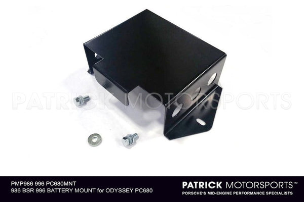 Odyssey Pc680 Battery Mount Kit For Porsche Boxster 986 / Porsche 996 PMP 986 996 PC680 MNT / BAT 986 996 PC680 MNT PMS/ BAT-986-996-PC680-MNT-PMS/ BAT.986.996.PC680.MNT.PMS / BAT986996PC680MNTPMS