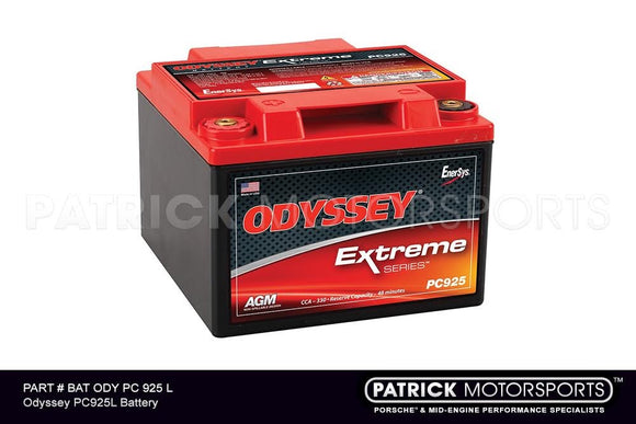 BATTERY - ODYSSEY PC925L- BATODYPC925L