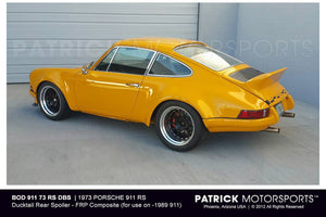 1973 PORSCHE 911 RS DUCK TAIL REAR SPOILER- BOD91173RSDBS