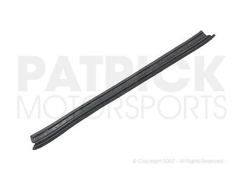 BOD 914 504 111 10 OES: HATCH SEAL GRILL LATERAL - PORSCHE 914